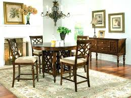 dining room table sets with leaf narrow counter height table dining counter height table counter high