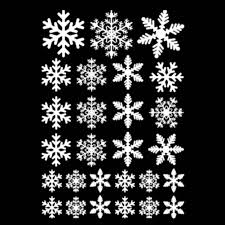 compare prices on vinyl wall art online shopping buy low price diy snowflake merry christmas carton wall stickers mural happy new year white snow frozen decal vinyl