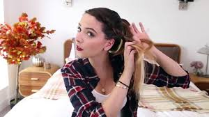 how to 4 quick u0026 easy hairstyles zoella ad dailymotion video