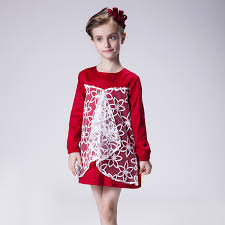 online buy wholesale little girls christmas dresses boutique from