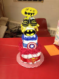 superhero baby shower party ideas photo 1 of 12 catch my party