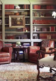 traditional but not overdone english style library great