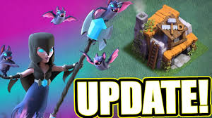 builders hall 6 is here new update in clash of clans night