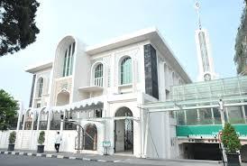 Bio Bandung masjid an nuur bio farma bandung pt anugerah kubah indonesia
