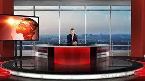 tv studio desk tricaster virtual set studio 1 multi angle virtual news studio