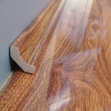 Laminate Flooring Teesside Elesgo Supergloss Scotia Beading Walnut