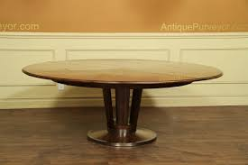 fabulous jupe dining table rustic extra large solid walnut round