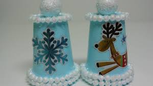 recycled christmas decorations using bottles decoration ideas