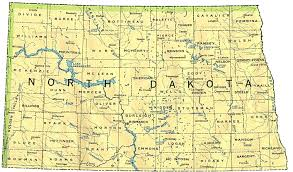 Time Zones Usa Map by Map Of North Dakota By Phonebook Of North Dakota Com