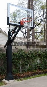 black friday basketball hoop 73 best in ground basketball hoops images on pinterest