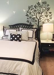 wall stencils for bedroom stencil spotlight grey hunt interiors stenciled accent walls