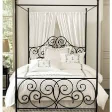 Wrought Iron Headboard Full by Wrought Iron Canopy Beds New Bed Headboards Design Polyvore