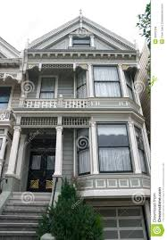 Victorian House San Francisco by Historic Victorian Home In San Francisco Royalty Free Stock Images
