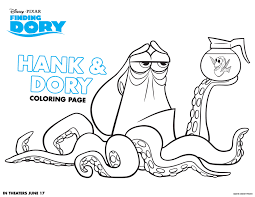 finding dory coloring pages and activity sheets crazy adventures