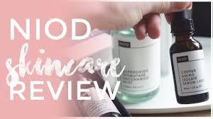 Serum Lbc niod skincare erfahrungsbericht
