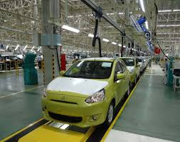 motor corporation mitsubishi motors corporation begins production of the mirage in