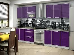 cuisine couleur violet idees decoration cuisine violette cuisine violette cuisine couleur