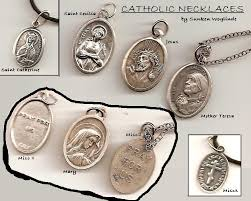 catholic necklaces mod the sims set of 8 authentic catholic necklaces gourgeous