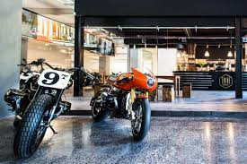 tribe coffee bmw motorrad south africa cool hunting