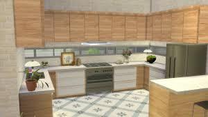 Kitchen No Backsplash Mod The Sims Kitchen From Perfect Patio Stuff No Backsplash