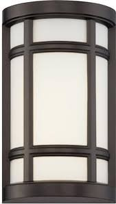 Square Wall Sconce Wall Sconces An Immense Impression In A Small Light