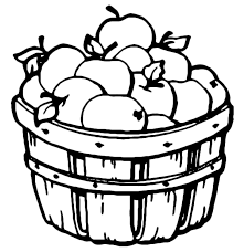 a is for apple fruit coloring pages fruits coloring pages of