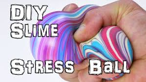 Diy by How To Make Diy Slime Stress Balls Youtube