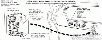 1972 ford mustang fuse box diagram wiring diagram and fuse box