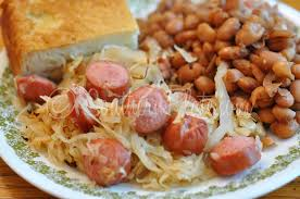 sauerkraut and weenies u0026 your favorite po u0027folks food southern