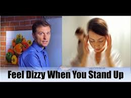light headed dizzy when standing up feel dizzy when you stand up youtube