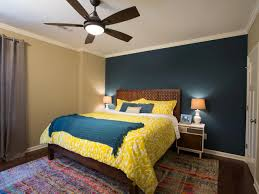 Yellow Bedroom Walls Photo Page Hgtv