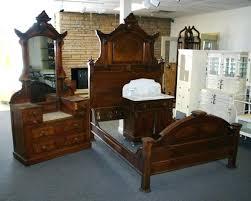 Antique Bed Sets Eastlake Antique Bedroom Furniture Bedroom Set Amazing With Images