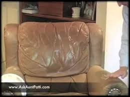 Cleaning Leather Sofa Cleaning Leather Furniture Youtube