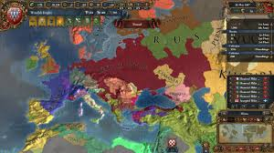 Map Of Europe Game by Cj U0027s Eu4 Game Converted From Ck2 Wendish Empire