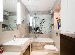 wallpaper ideas for small bathroom 50 small bathroom decoration ideas photo wallpaper as wall decor