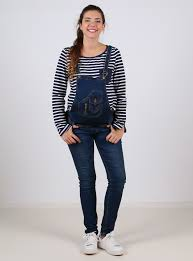 maternity dungarees blue denim maternity dungarees lulibelle