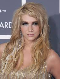 funky medium hairstyles of kesha