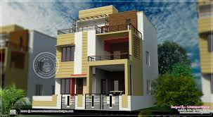 apartments three story home designs story house plan and