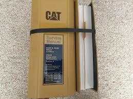 950h 962h it62h wheel loaders cat service manual oem repair