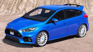 ford focus st modded 2016 2017 ford focus rs gta5 mods com