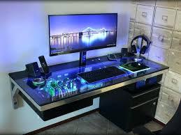 Diy Pc Desk Best Pc Desk Gaming 25 Desks Of 2018 High Ground Mod Build Log