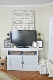 diy tv console cabinet liz marie blog