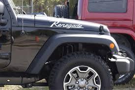 tan jeep renegade jeep wrangler renegade hood decals cj style font the pixel hut