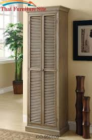 Door Cabinet Accent Cabinets Storage Cabinet With Shutter Door Fronts By Coast