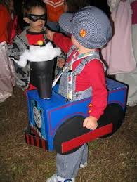 Party Box Halloween Costumes Diy Thomas Train Halloween Costume Cardboard Boxes