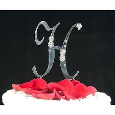 h cake topper cheap letter t cake topper find letter t cake topper deals on
