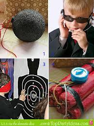 spy party ideas secret agent or detective theme party