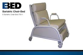 bariatric chair bed u2014 e bed system