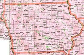 Illinois Map Of Cities by Iowa Map With Cities Counties State Map Map Of Usa States