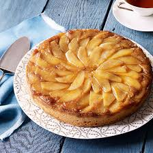 pear upside down cake martha stewart pictures to pin on pinterest